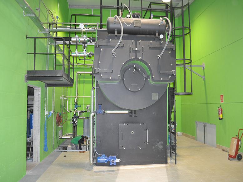 Caldera Biomasa 1