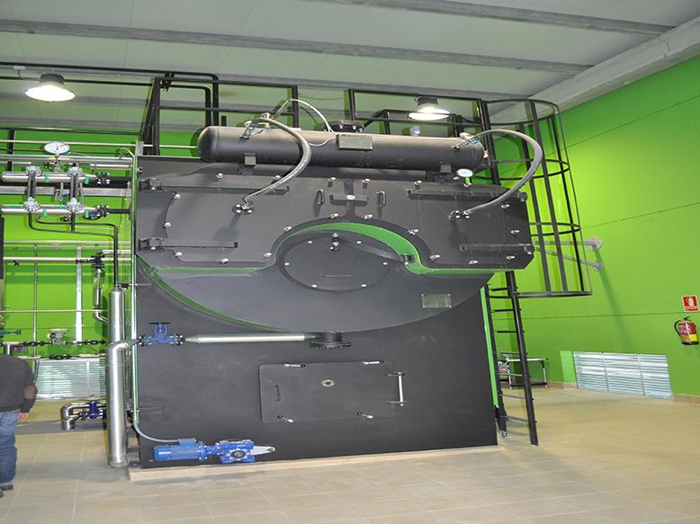 Caldera Biomasa 2