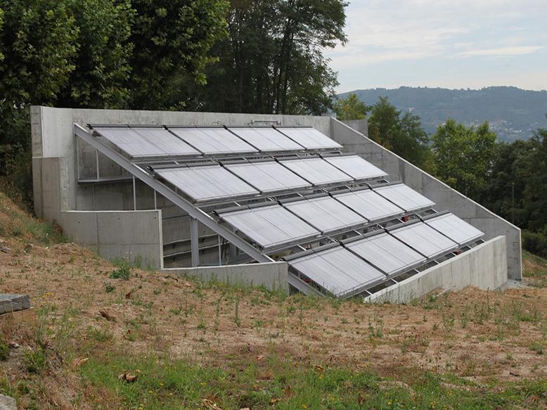 Solar termica Tubos Vacio